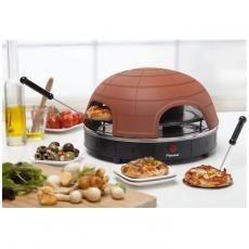 Bestron Pizza Quartetto - Pour 4 personnes - 900 W APG410