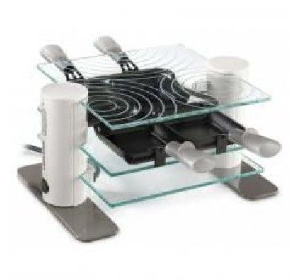 Lagrange Raclette 4 Transparence 600 W - 009404