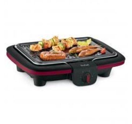 Tefal Barbecue de Table Easy Grill Contact 2300 W - CB901O12