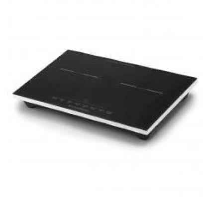 White & Brown Plaque à Induction Duo - PC 472