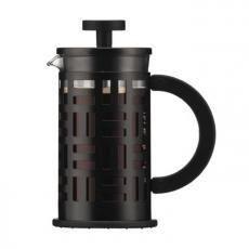Bodum Eileen - Cafetière à piston 1 L Noir