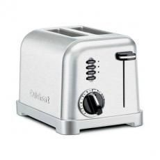 Cuisinart Grille pain/Toaster 900 W 2 tranches multifonctions - CPT160E