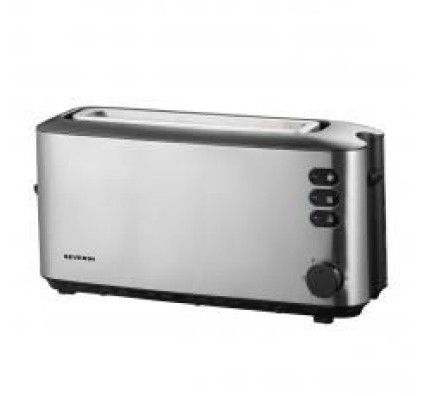 Severin Grille-pain Inox - 1000 W - AT2515
