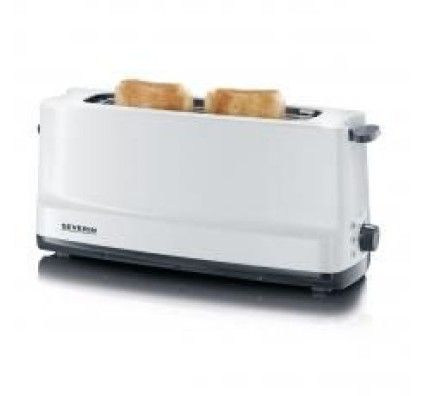 Severin Grille-pain Start Blanc - 800 W - AT2232