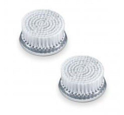 Beurer Kit de 2 brosses nettoyantes pour Pureo Deep Clear - FC65-KIT