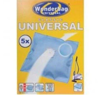 Wonderbag 5 x Sacs Aspirateur Classic 6 L - WB4061