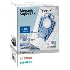 Bosch 4 x sacs aspirateurs MegaAir SuperTex, type BBZ41FP
