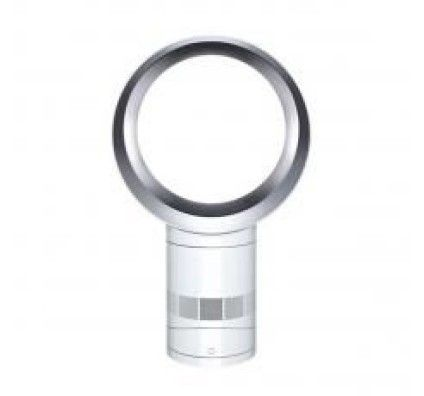 Dyson Ventilateur de table blanc/argent AM06