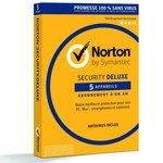 Norton Security 2016 Deluxe - Licence 1 an 5 postes
