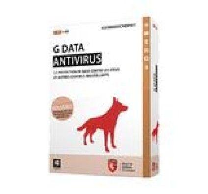 G Data AntiVirus 2015 - Licence 1 an 1 poste