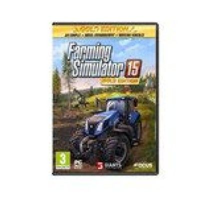 Farming Simulator 15 - Edition Gold (PC)