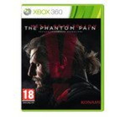 Metal Gear Solid V : The Phantom Pain (Xbox 360)