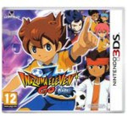 Inazuma eleven go chronos stone brasier nintendo 3ds - Jeux de inazuma eleven go gratuit ...
