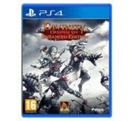Divinity : Original Sin - Enhanced Edition (PS4)
