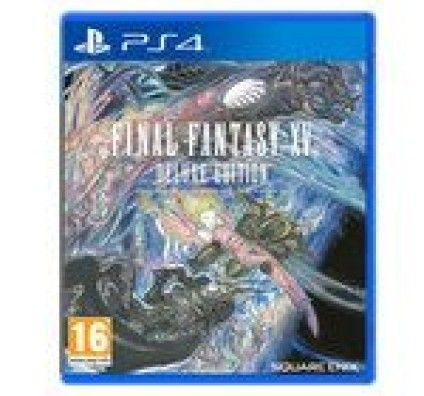 Final Fantasy XV - Deluxe Edition (PS4)
