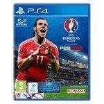 PES UEFA Euro 2016 - Pro Evolution Soccer (PS4)