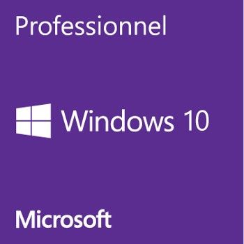 Microsoft Windows 10 PRO 32/64 bits - Version clé USB