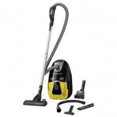 "Rowenta Aspirateur Traineau X-Trem Power 4A ""Home & Car"" Noir/Jaune - RO6864EA"