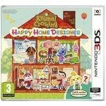 Animal Crossing : Happy Home Designer + 1 Carte Amiibo Animal Crossing (Nintendo 3DS/2DS)