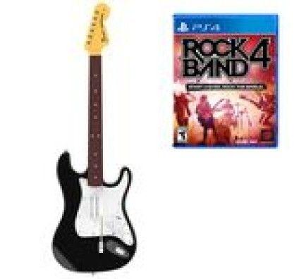RockBand 4 + Guitare (PS4)
