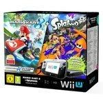 Nintendo Wii U 32 Go Premium Pack + Mario Kart 8 + Splatoon