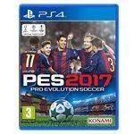 PES 2017 - Pro Evolution Soccer (PS4)