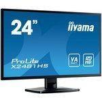 "Iiyama 23.6"" LED - ProLite X2481HS-B1"