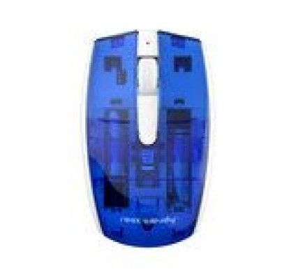 PDP Rock Candy Wireless Mouse (bleue)