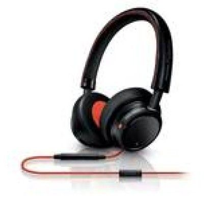 Philips Fidelio M1 MKII Noir/Orange
