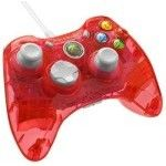 PDP Manette filaire Rock Candy pour Xbox 360 - Rouge