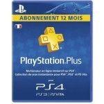 Sony Carte Playstation Plus - Abonnement 12 mois