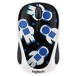 Logitech M238 Wireless Mouse (Cosmonaute)