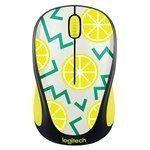 Logitech M238 Wireless Mouse (Citron)