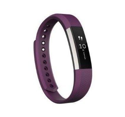 Fitbit Bracelet connecté Fitbit Alta (L - prune)