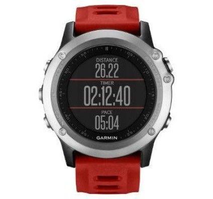Garmin Montre GPS Fenix 3 (silver)
