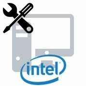 Réparation de coque ordinateur PC Intel