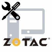 Réparation de coque ordinateur PC Zotac