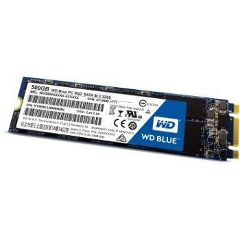 WD Blue 500 Go M.2 2280