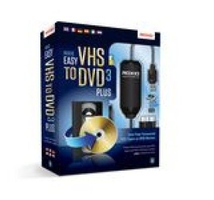 Corel Roxio Easy VHS to DVD 3 Plus - 253000EU