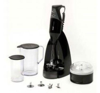 Bamix Mixeur Plongeant M250 Swissline Black Edition - MX100239