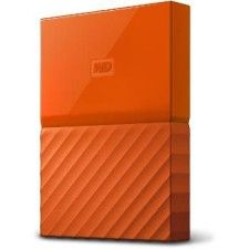 WD My Passport USB 3.0 - 4 To (orange)