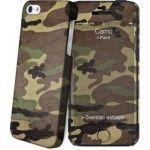coque + skin camo iPhone 5