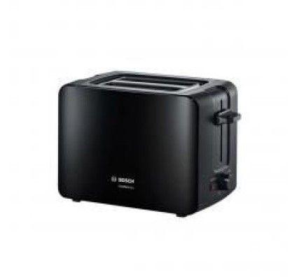 Bosch Toaster ComfortLine 2 fentes - noir