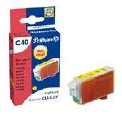 Pelikan cartouche compatible CLI-521Y