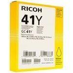 Ricoh GC41Y Jaune - 405764
