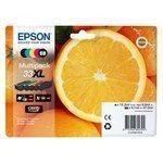 """Epson """"Oranges"""" 33 XL Multipack (C13T33574010)"""