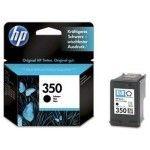 HP Cartouche d'encre n°350 (CB335EE) - Noir