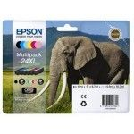 Epson T2438 XL Multipack 6 couleurs - C13T24384011