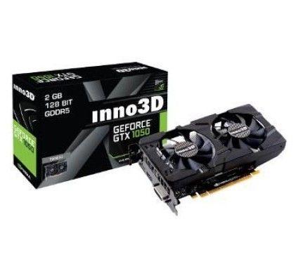 Inno3D GeForce GTX 1050 Twin X2 - 2 Go