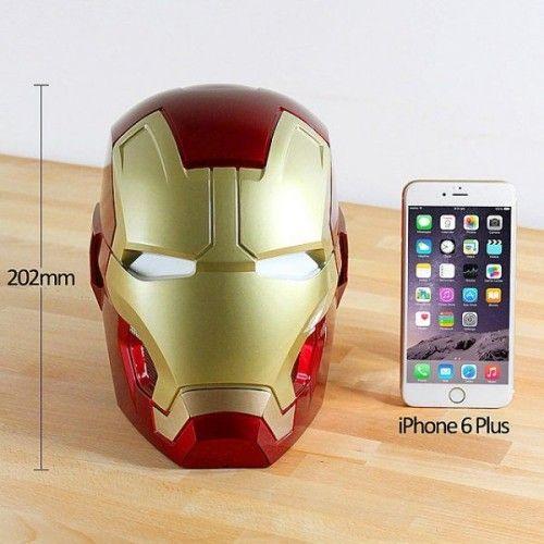 Speakers Iron Man Bluetooth